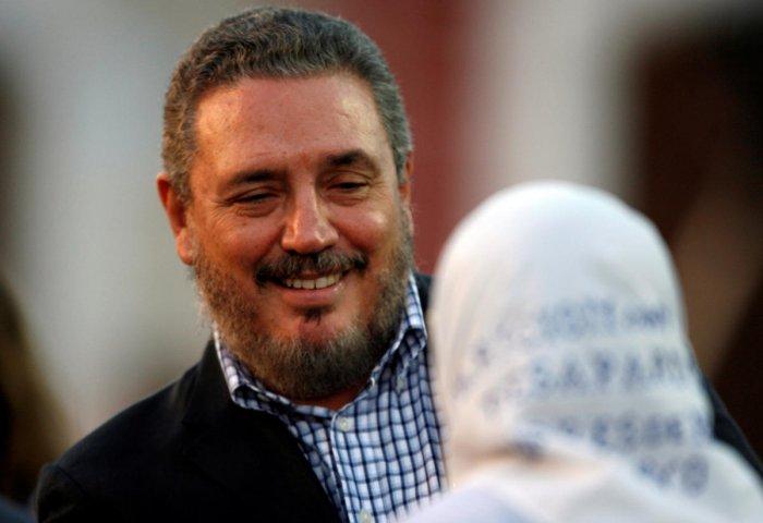 Fidel Castro's eldest son commits suicide: Cuba state media