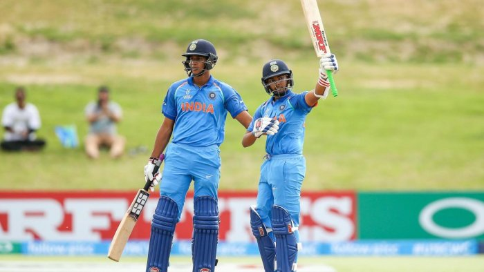 Pacers give India an edge in U-19 WC Final: Prithvi Shaw