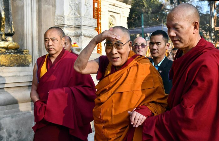 Dalai Lama's proposed visit to Sikkim cancelled