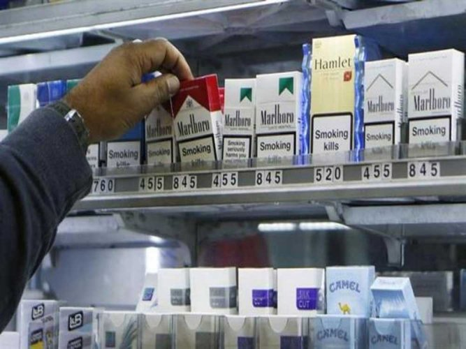 Over 70 lakh foreign cigarettes worth Rs 9 cr seized
