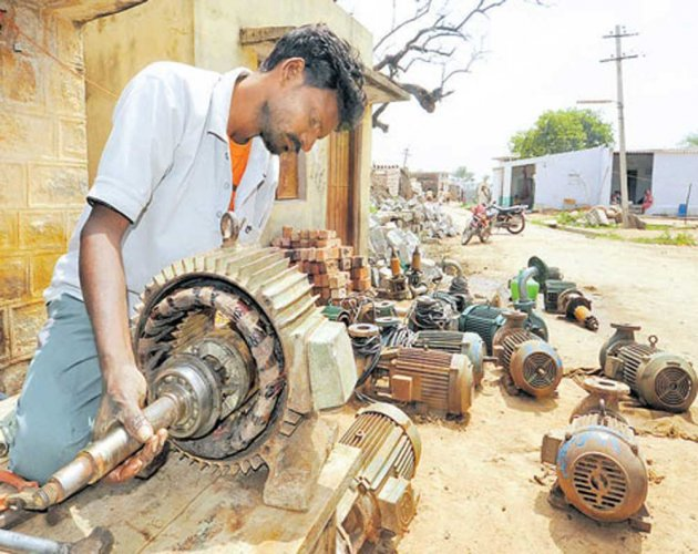 Irrigation pumpsets to be metered, farmers to get subsidy in bank account