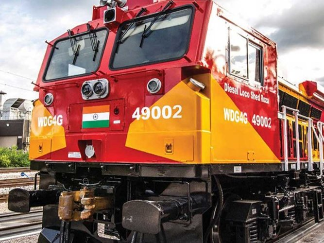 Railways to phase out diesel locomotives by 2022