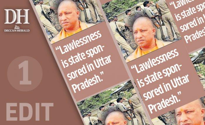 UP encounter killings must stop