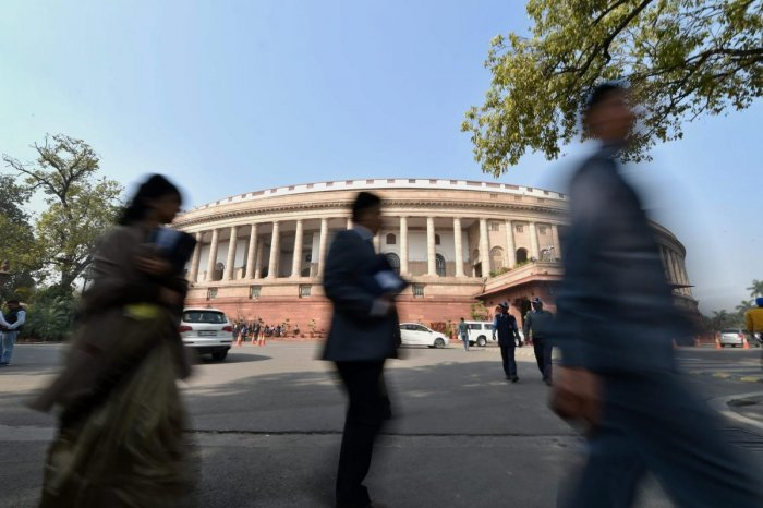 LS adjourned to mourn BJP member's death