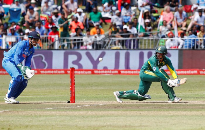 After de Villiers and du Plessis, SA suffer de Kock blow