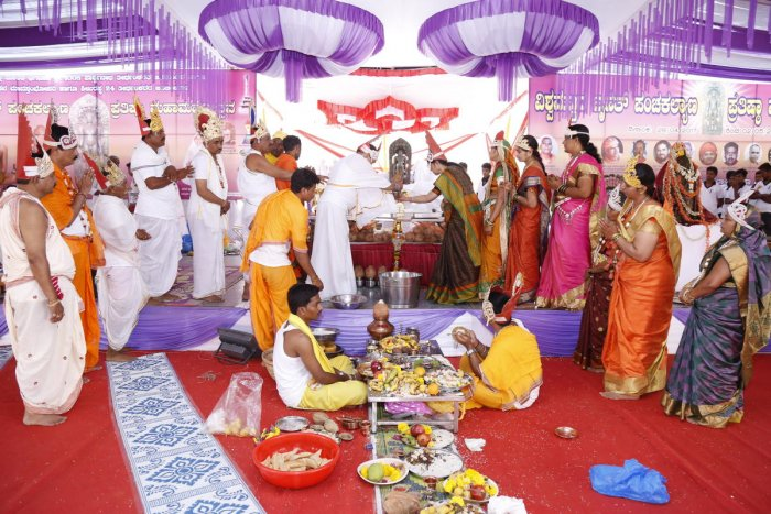 Celebrating the life of 'tirthankaras'