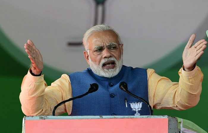Modi govt fulfilled Mahatma's dream in 3.5 yrs: BJP MP