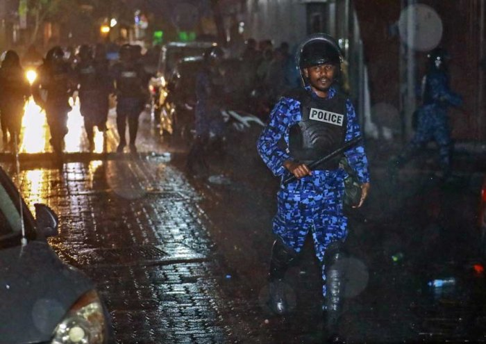 Maldives top court revokes order to free prisoners