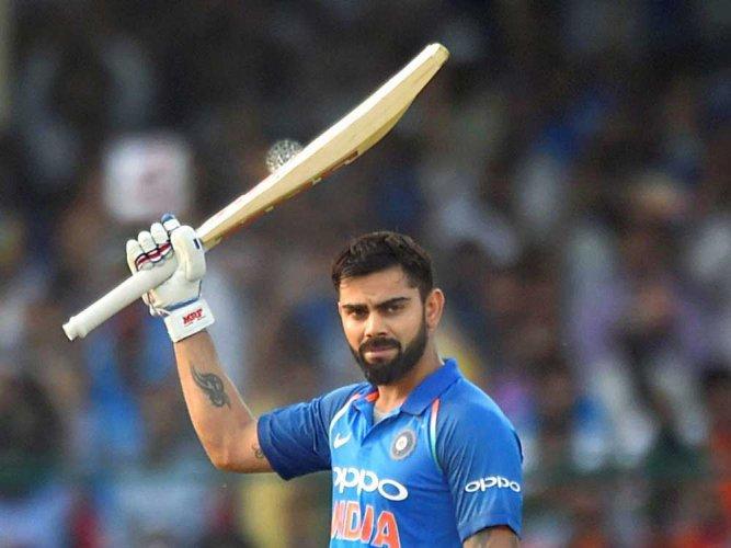Kohli, spinners power India to 3-0