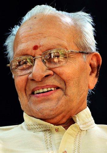 Kathakali maestro Vasudevan Nair dead