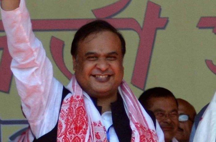 BJP not for dividing Tripura: Himanta Biswa Sarma