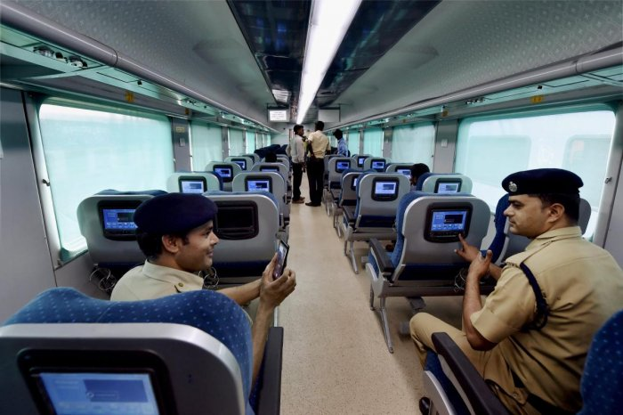 Shatabdi, Rajdhani, Duronto trains to have CCTV cameras