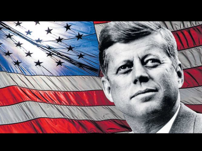 John F Kennedy's silk scarf auctioned for USD 6,490
