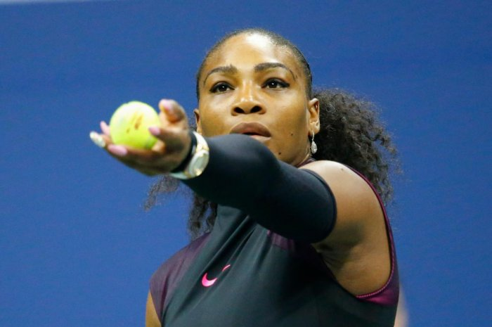 Serena ready to fire, says Fed Cup captain