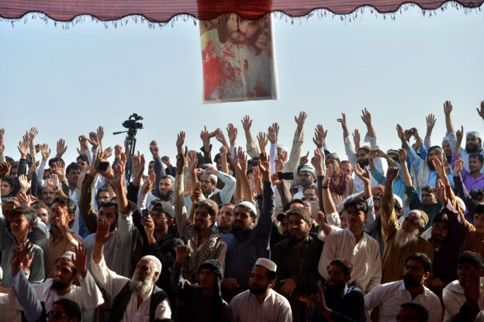 In Pak, long-suffering Pashtuns find their voice