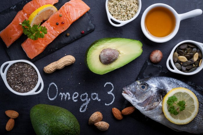 Discover the power of omega-3