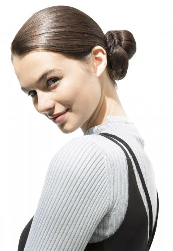 The enduring power of a low bun