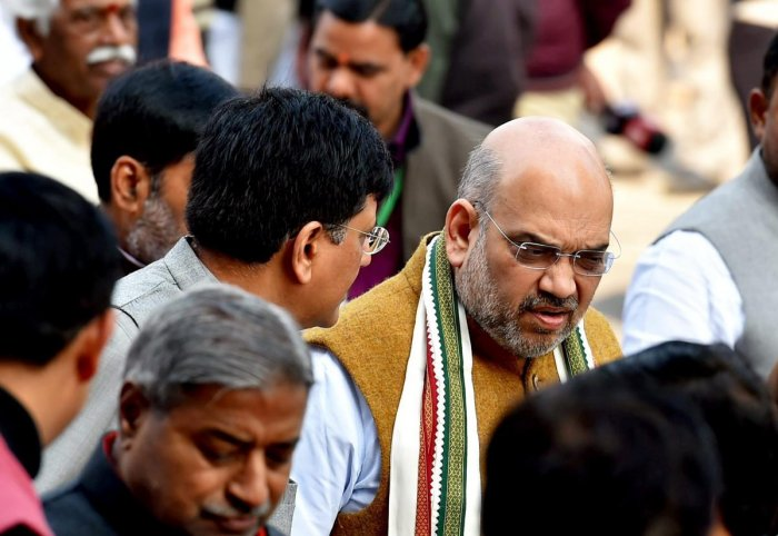 NGT seeks govt reply on plea to reduce bikes in Shah's rally