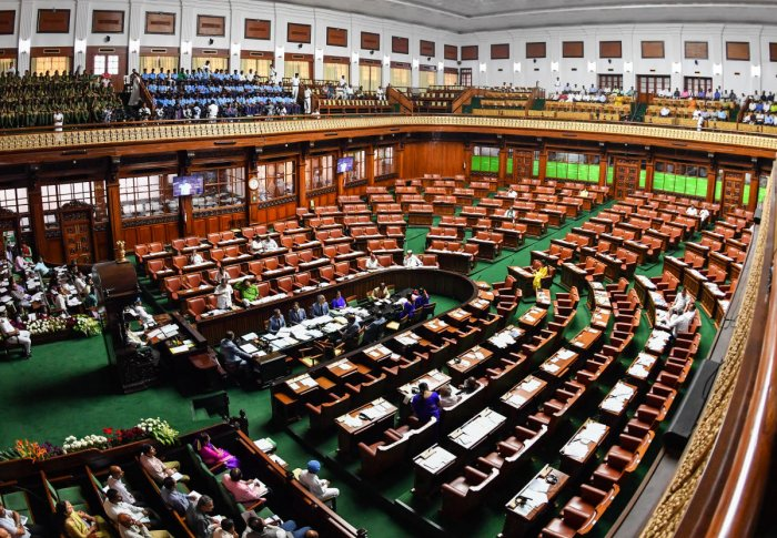 Assembly proceedings delayed by 90 minutes as only 17 MLAs turn up