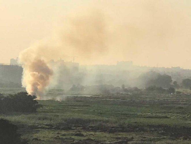 Smoking near grass might have caused Bellandur Lake fire: Govt