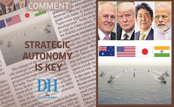 Strategic autonomy is key