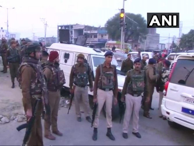 Schools closed around Sunjawan camp in Jammu