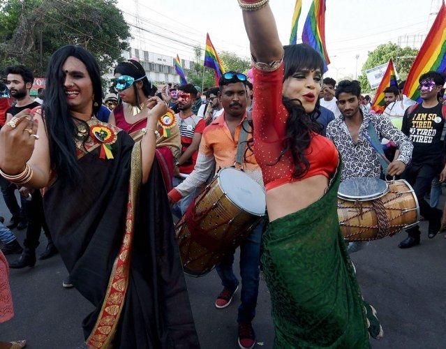 Transgender activist becomes member of Lok Adalat panel