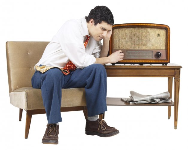 Radio lives on in age of internet