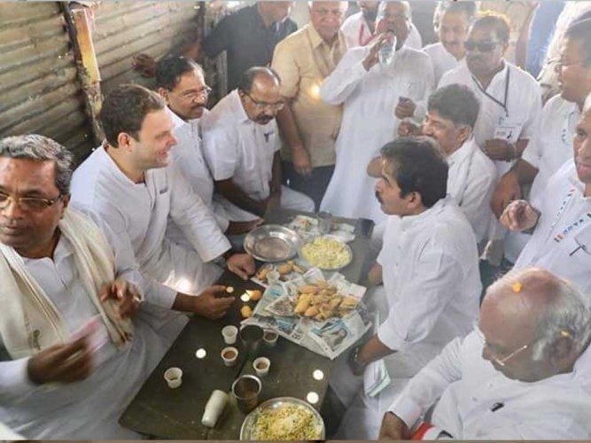Sadashiva panel report: Rahul to ask CM to pursue with Centre