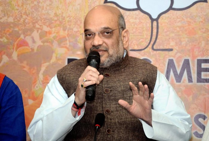 BJP would form next government in Tripura, says Shah