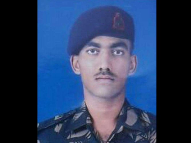 Army soldier from Harihar martyred in Rajasthan