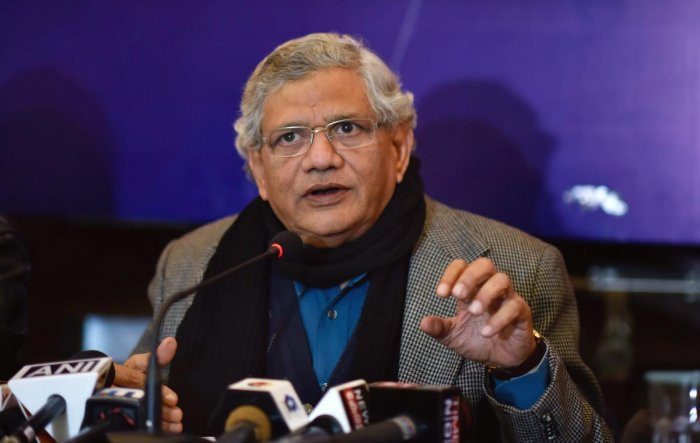 CPM draft political resolution rules out truck with Congress