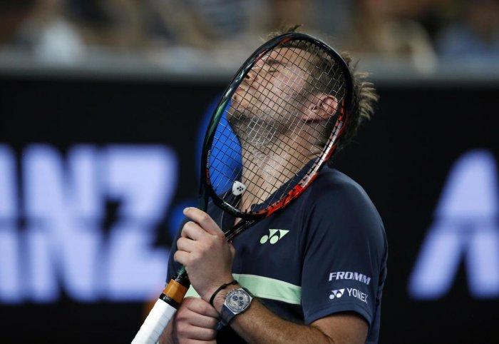 Wawrinka shocked by World No 259