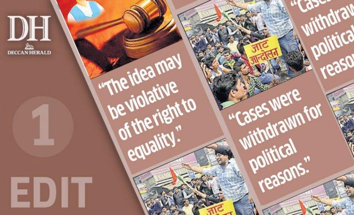Haryana setting dangerous example