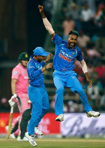 Upbeat India may test the bench