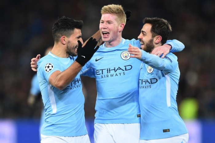 Rivals look to halt City's charge