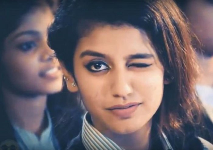 Want to be known as a good actor, not just the wink queen: Priya Prakash Varrier