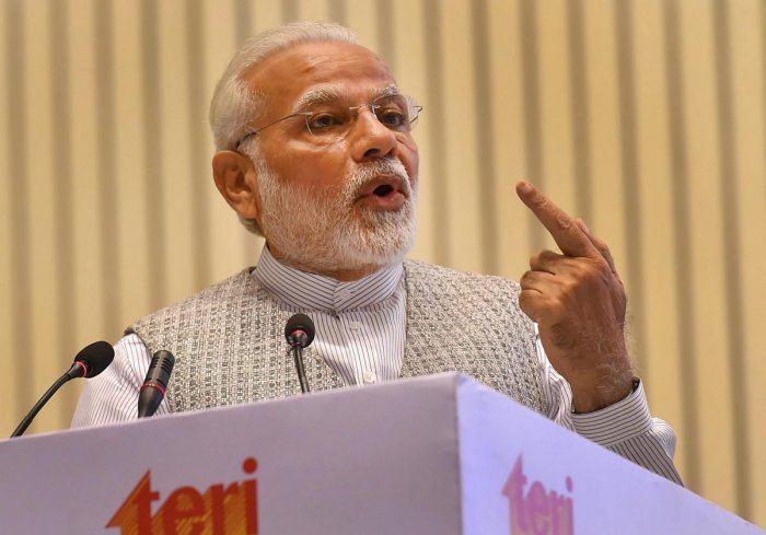 Modi addresses students on exam stress