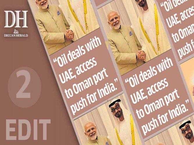 PM scores key wins in Oman, UAE
