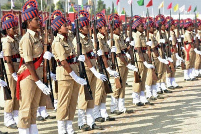 Focus on recruitment of more policemen