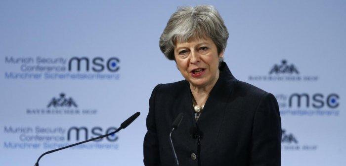 No question of second Brexit referendum, says Britian PM