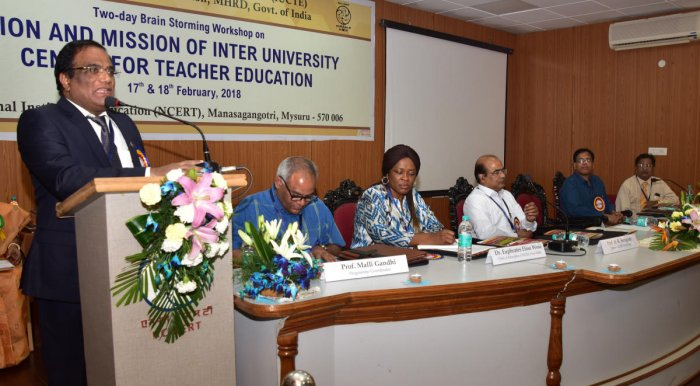 There is no place for politics in academics, says UNICEF edu chief