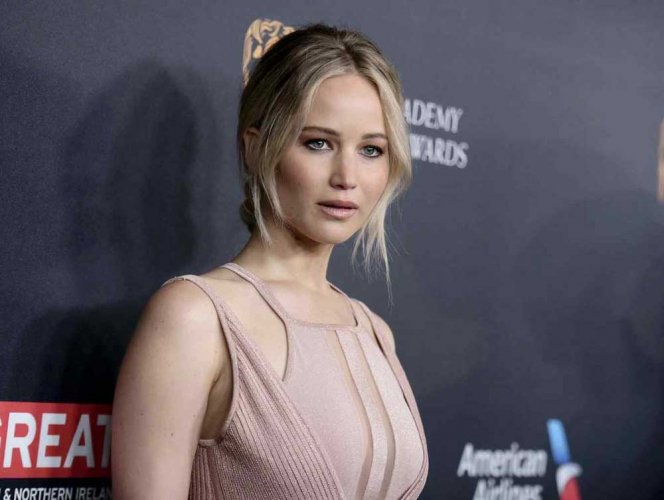 Jennifer Lawrence wants young people to get involved in politics
