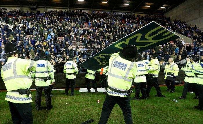 Wigan end City's quadruple bid