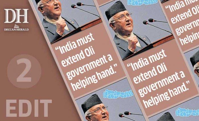 Delhi's opportunity in Nepal stability