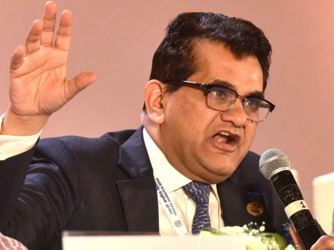 'NITI Aayog to launch women entrepreneurs' cell next month'