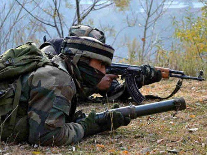 Army foils Pakistani BAT attack along LoC in Tanghdar sector