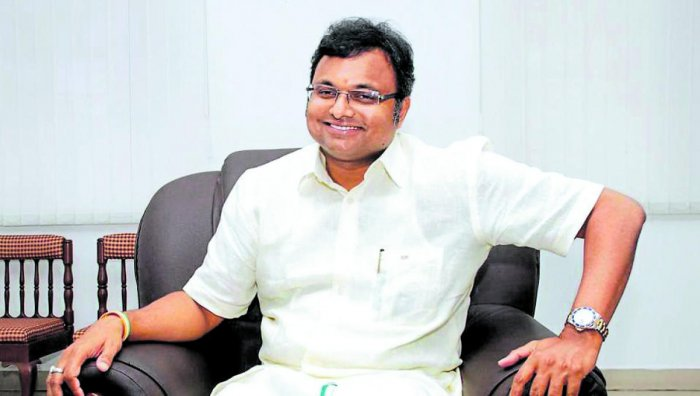 SC refuses any relief to Karti in ED's summons