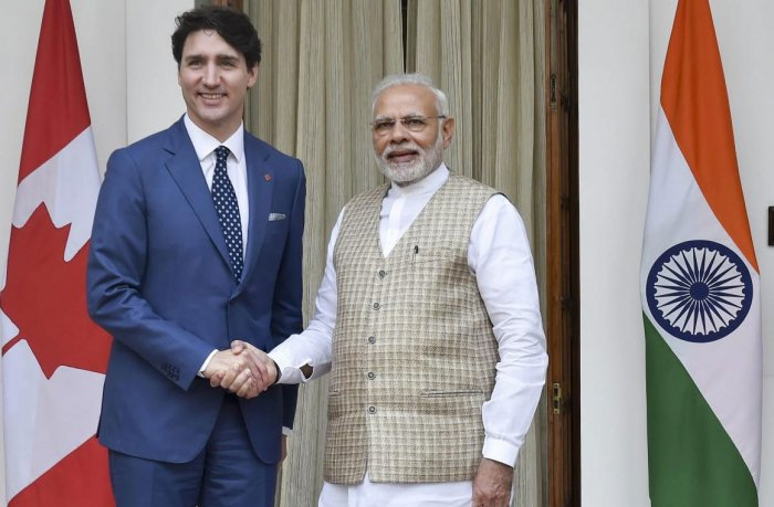 India and Canada sign six pacts, but no breakthrough in BIPA, CEPA talks