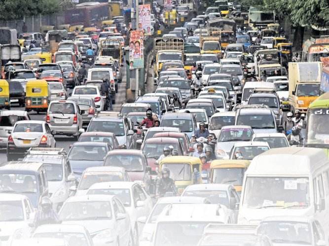 Bengaluru air pollution study raises concerns of personal exposure risk